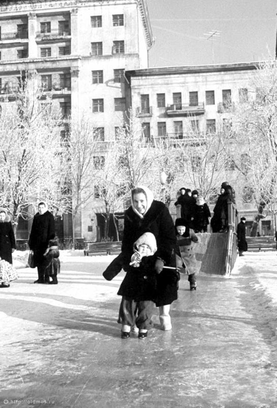 Moscow winter 12