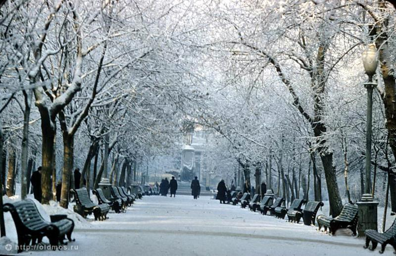 Moscow winter 14