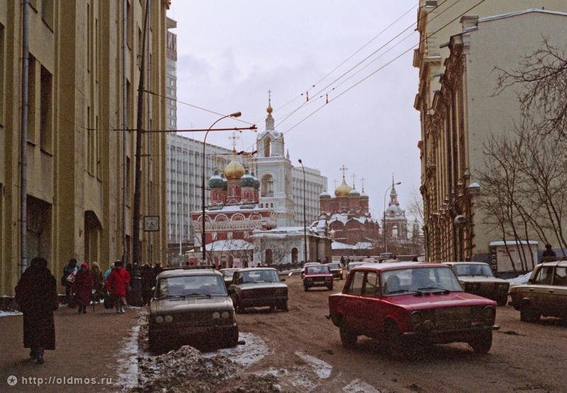 Moscow winter 16