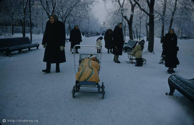 Moscow winter 18