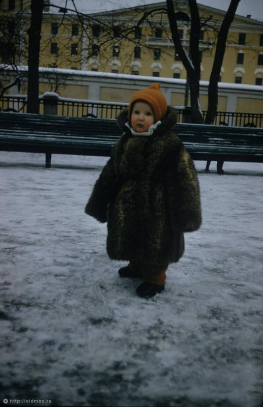 Moscow winter 19