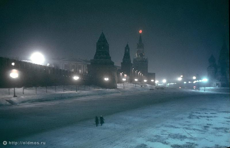 Moscow winter 2