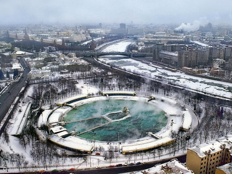 Moscow winter 20
