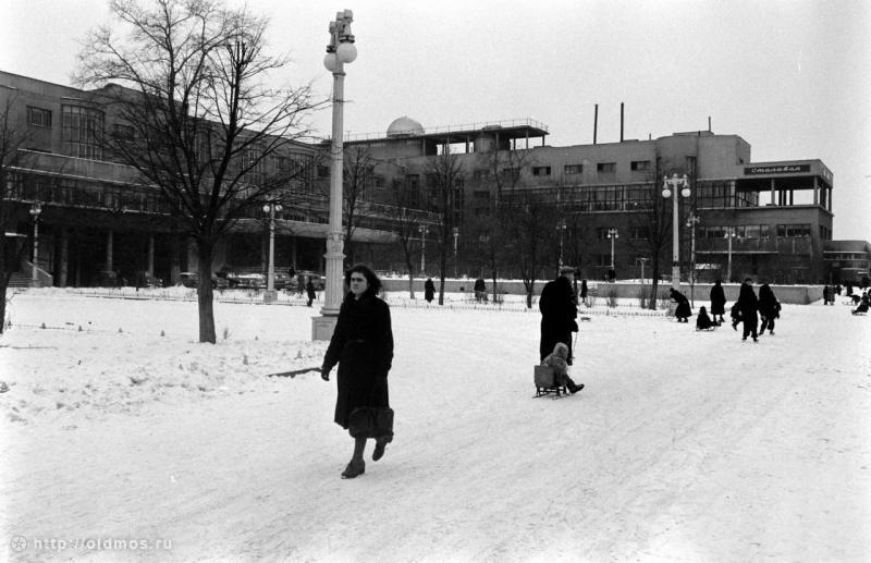 Moscow winter 22