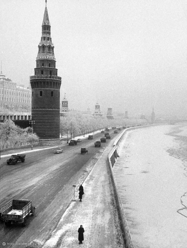 Moscow winter 3