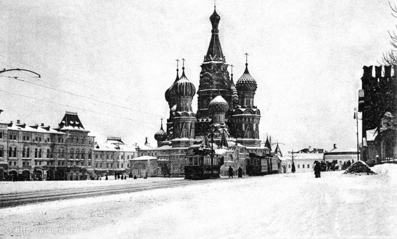 Moscow winter 31