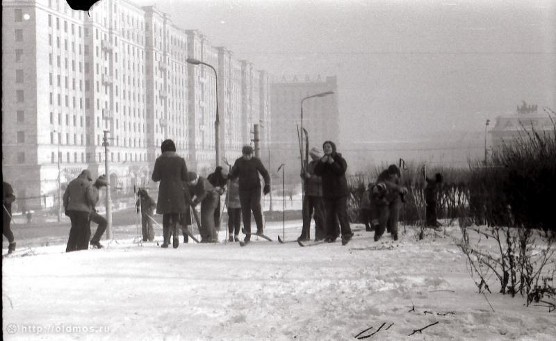 Moscow winter 33