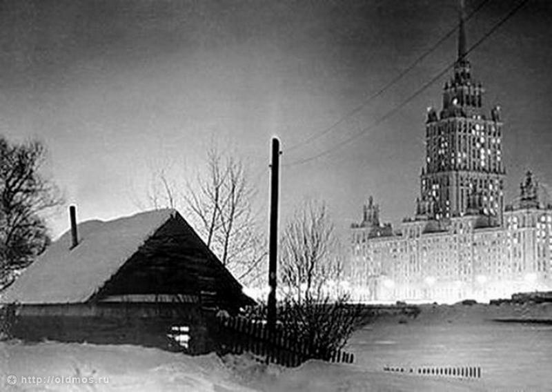 Moscow winter 35