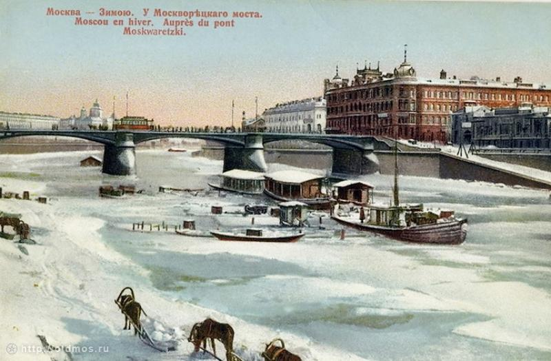 Moscow winter 36