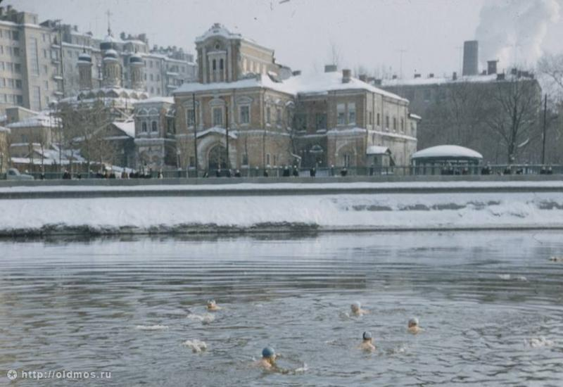 Moscow winter 37