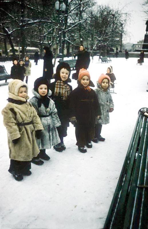 Moscow winter 8