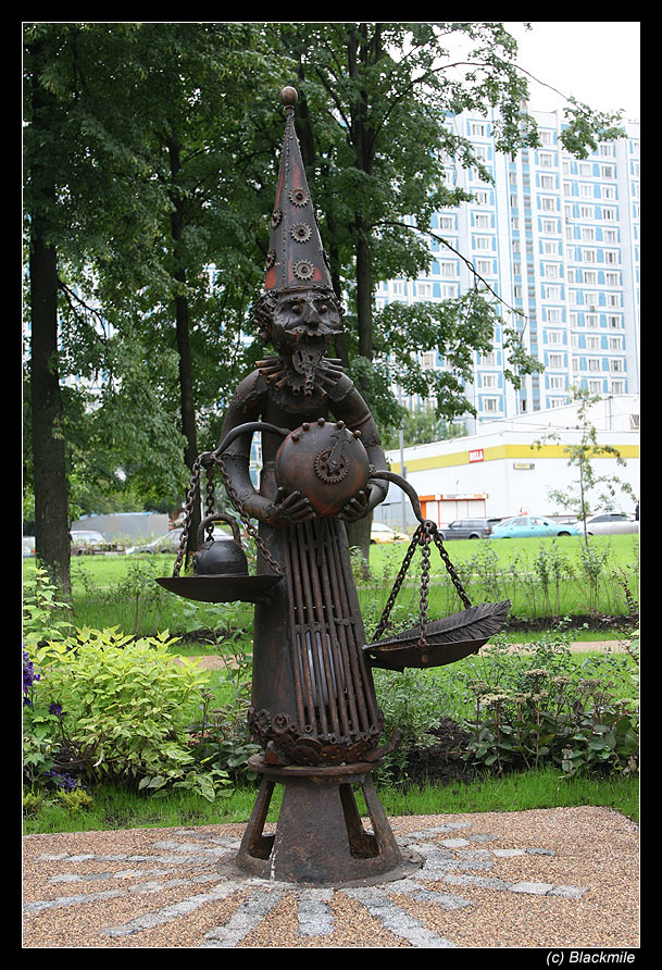 Moscow Zodiac Street Lamps 1
