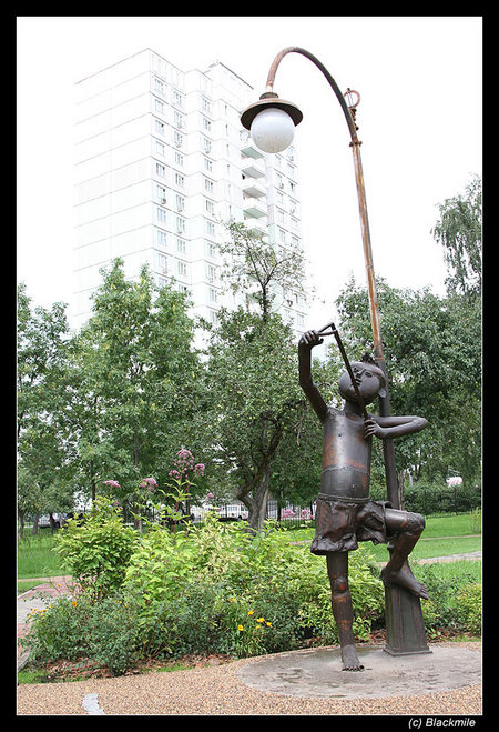 Moscow Zodiac Street Lamps 3