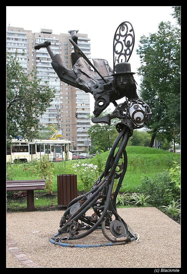 Moscow Zodiac Street Lamps 5