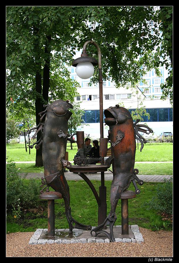 Moscow Zodiac Street Lamps 6