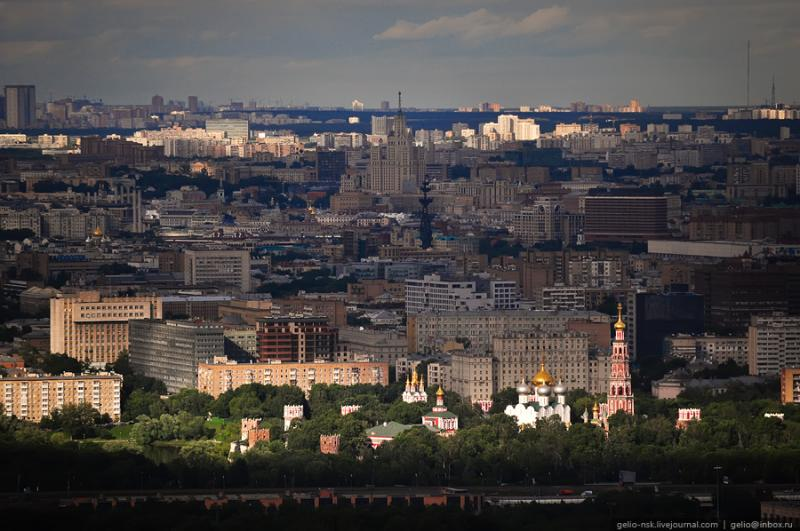 Moscow\'s Outskirts And Their Residential Compounds 15