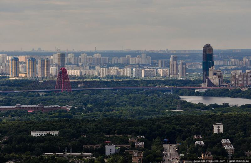 Moscow\'s Outskirts And Their Residential Compounds 16