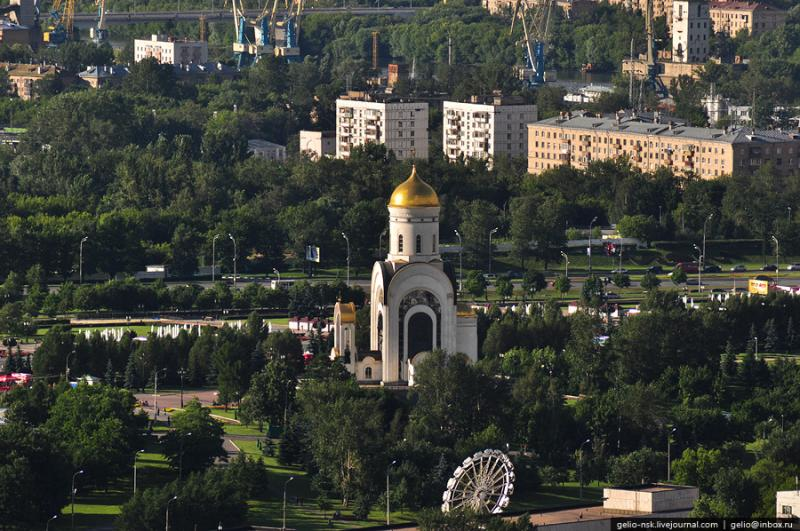 Moscow\'s Outskirts And Their Residential Compounds 19