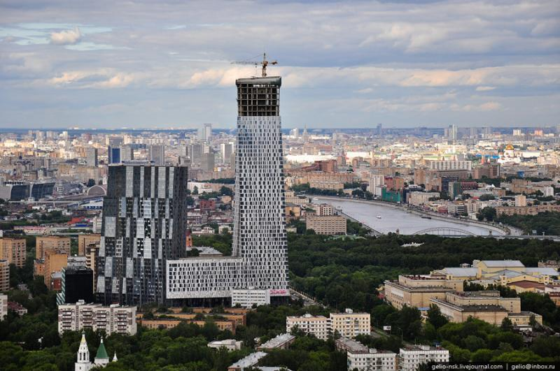 Moscow\'s Outskirts And Their Residential Compounds 2