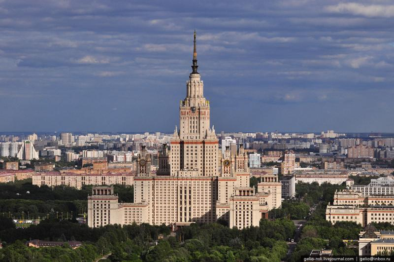 Moscow\'s Outskirts And Their Residential Compounds 9