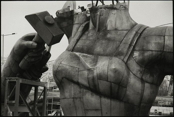 mosfilm monument