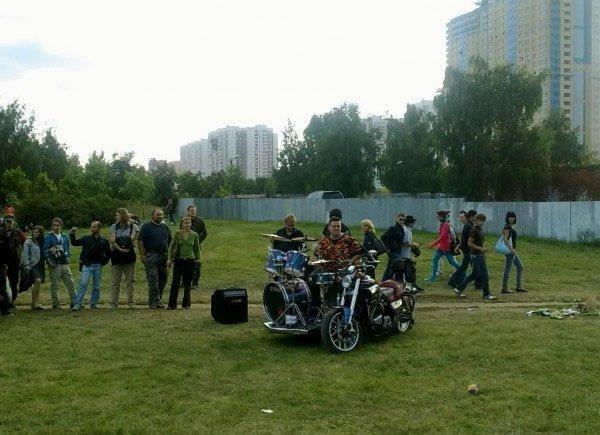 Russian moto drum 2