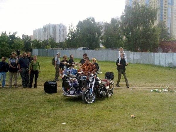 Russian moto drum 3