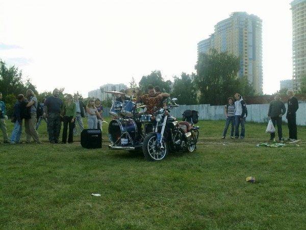 Russian moto drum 4