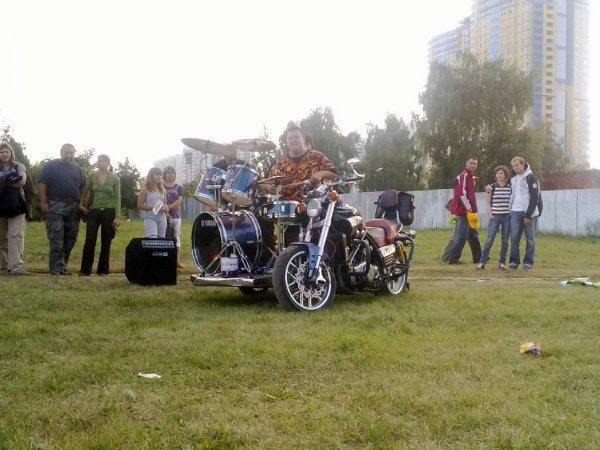 Russian moto drum 5