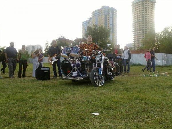 Russian moto drum 6