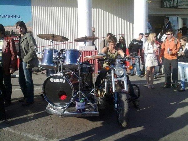Russian moto drum 7