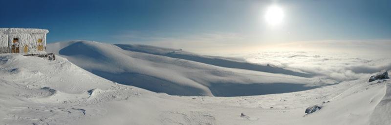 Russian Mountains near Murmans, Hibini Mountains 13