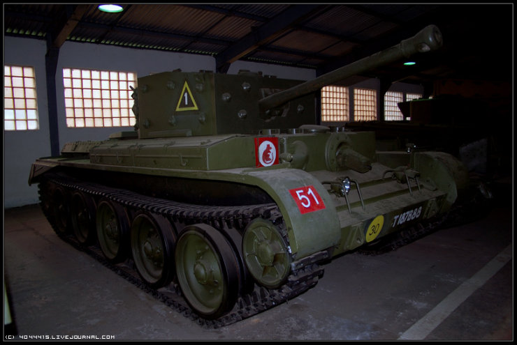 photos from Military-historical museum of  armored vehicles and armament of Main auto-tank directorate of Defense ministry of Russian Federation 10