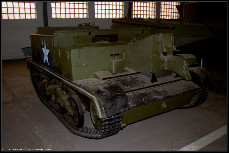 photos from Military-historical museum of  armored vehicles and armament of Main auto-tank directorate of Defense ministry of Russian Federation 11