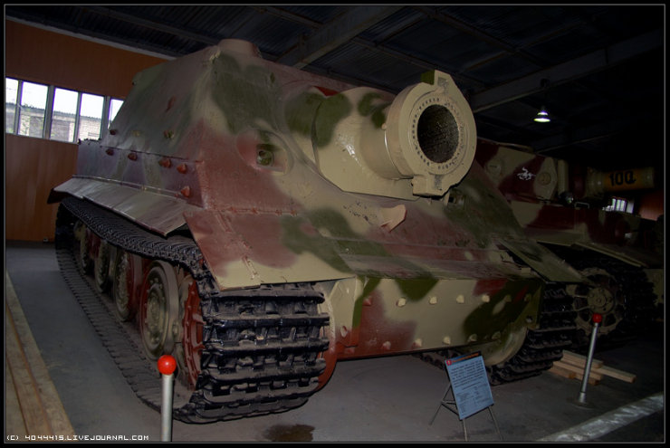 photos from Military-historical museum of  armored vehicles and armament of Main auto-tank directorate of Defense ministry of Russian Federation 17