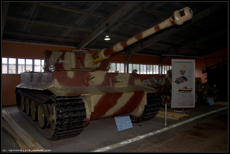 photos from Military-historical museum of  armored vehicles and armament of Main auto-tank directorate of Defense ministry of Russian Federation 18
