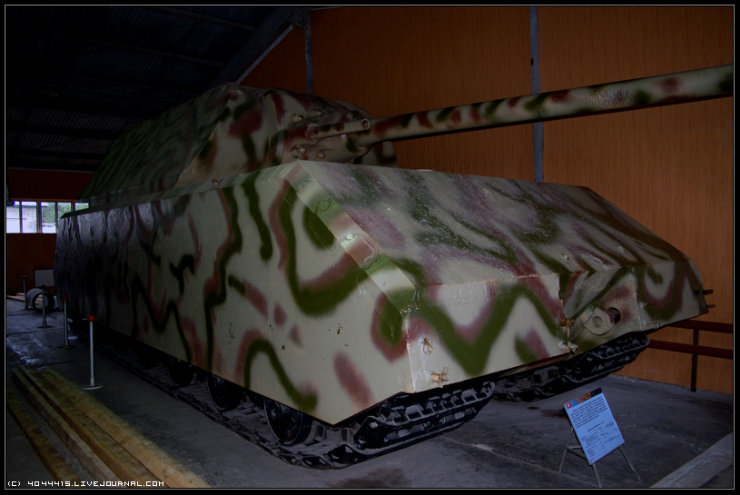 photos from Military-historical museum of  armored vehicles and armament of Main auto-tank directorate of Defense ministry of Russian Federation 21
