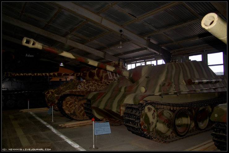 photos from Military-historical museum of  armored vehicles and armament of Main auto-tank directorate of Defense ministry of Russian Federation 22