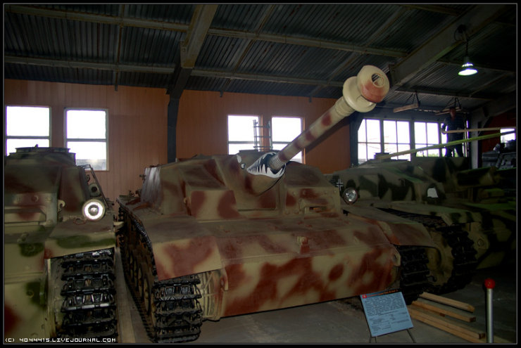 photos from Military-historical museum of  armored vehicles and armament of Main auto-tank directorate of Defense ministry of Russian Federation 24