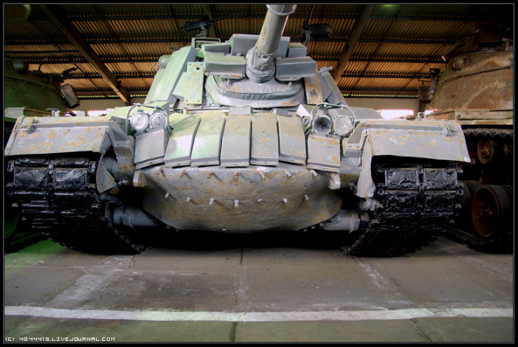 photos from Military-historical museum of  armored vehicles and armament of Main auto-tank directorate of Defense ministry of Russian Federation 3