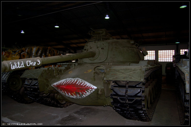 photos from Military-historical museum of  armored vehicles and armament of Main auto-tank directorate of Defense ministry of Russian Federation 4