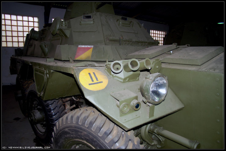 photos from Military-historical museum of  armored vehicles and armament of Main auto-tank directorate of Defense ministry of Russian Federation 7