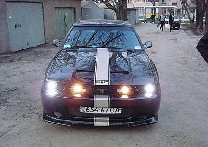 Mustang Fail 1