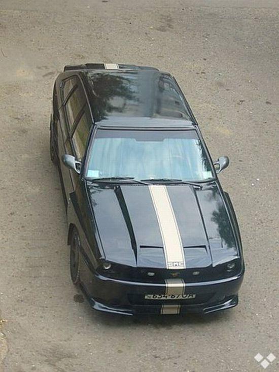 Mustang Fail 3