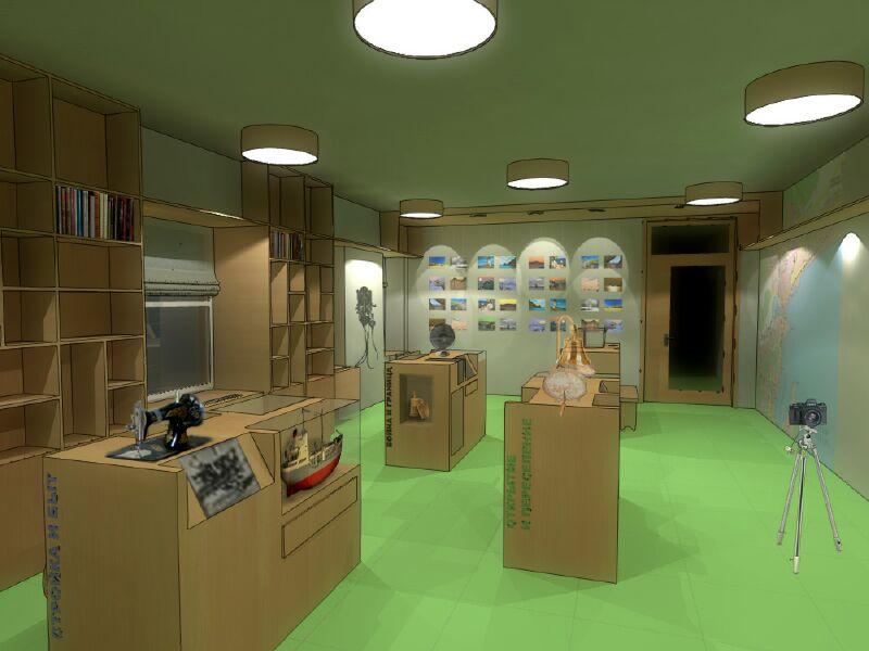 Nakhodka Museum 1