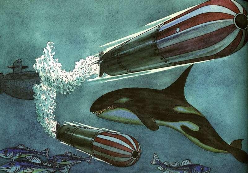 Russian navy comics 11