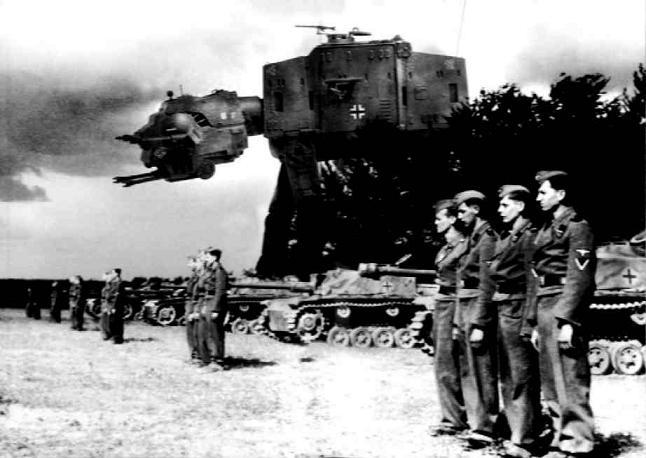 nazi robots 1