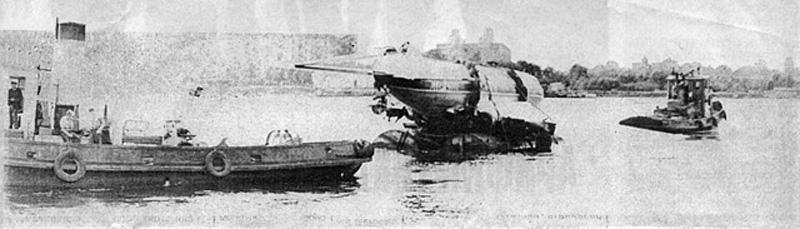 Water Landing in Russia 5