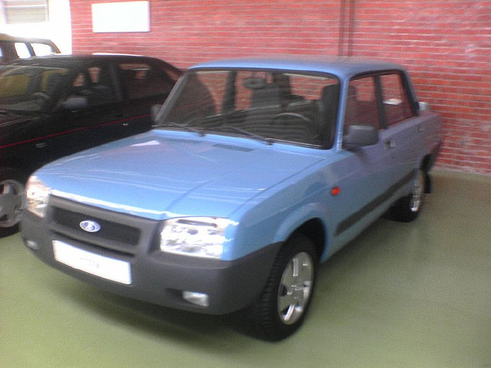 new lada 2107 2