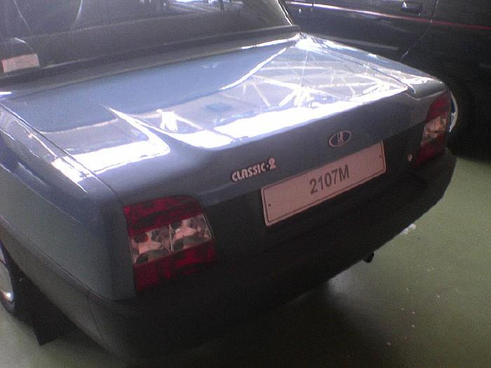 new lada 2107 3